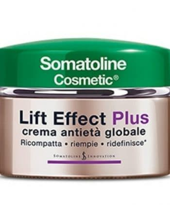 somatoline lift effect plus crema antietà globale