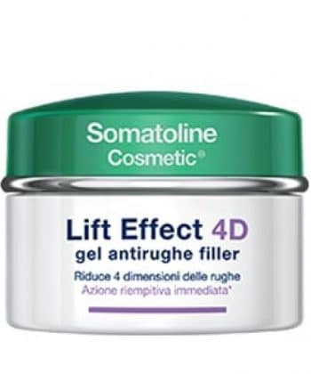 somatoline lift effect 4d gel antirughe