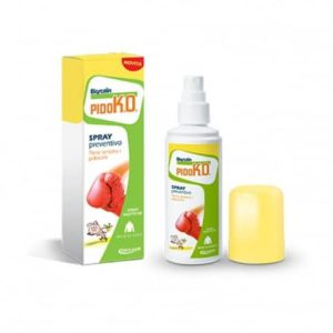 Spray Preventivo Pidocchi Milice Pido K.O. Spay anti pidocchi. Spray anti pidocchi preventivo. Spray anti pidocchi bambini