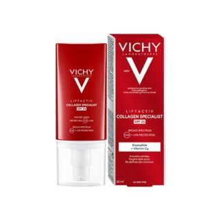 Vichy Liftactiv Collagen Specialist SPF 25 Antimacchie. Crema giorno Antirughe e Antimacchie