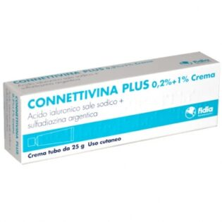 Connettivina Plus Crema 25 g