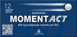 Momentact 400 mg 12 Compresse Rivestite