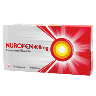 Nurofen 400 mg 12 Compresse Rivestite